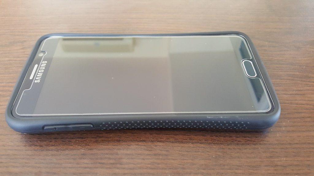 Samsung in case