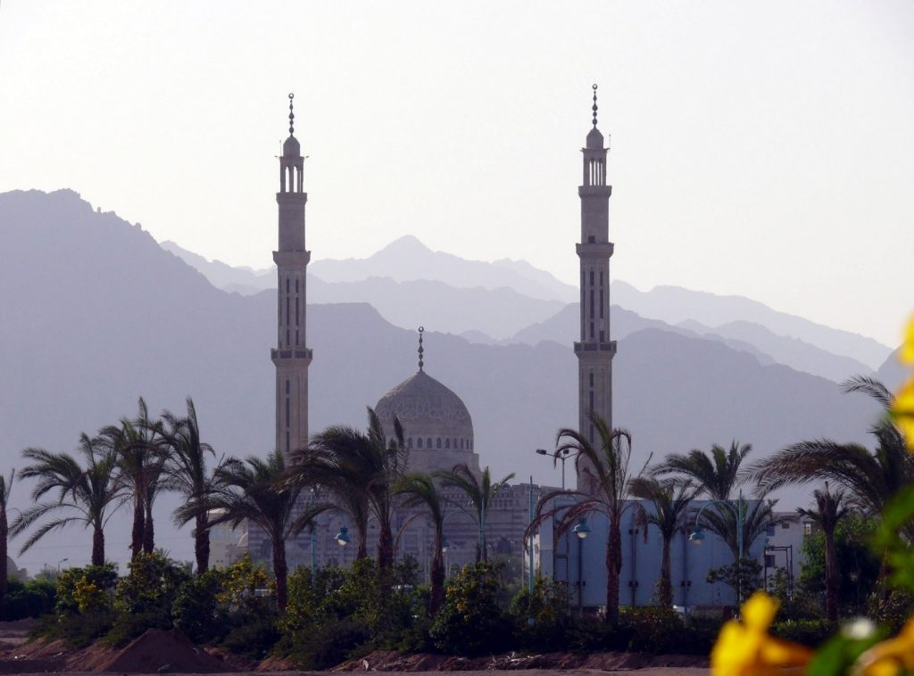One of my favorite mosques